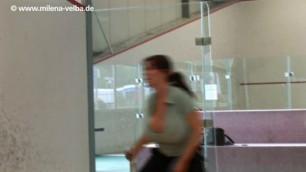 Milena Velba - Big Boobs Milf squash1
