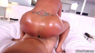MomPOV Kailani Pawg big hard dick to suck MILF smothers you with her curves