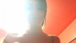 Sophie Dee - I'm broadcasting LIVE on #Fanscope movie