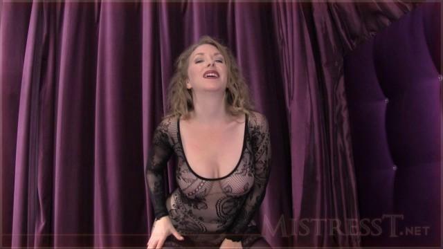 Mistress T - too close to home webcam