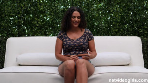 Girl Masturbates and Fucks Amorina NetVideoGirls