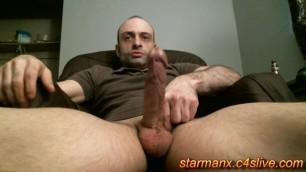Starman X - Hot Guy Jacks Big Cock 02