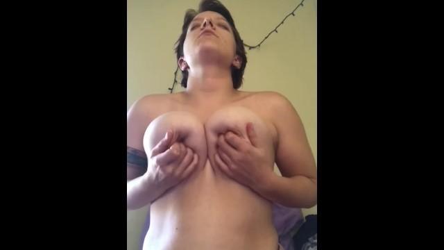 Fucking myself on a Vibrator