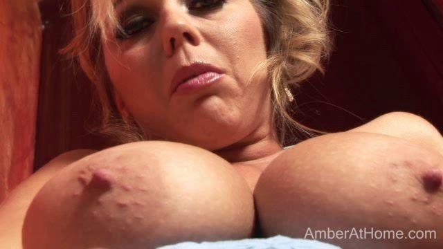 Amber Lynn Bach - Stunning Amber At Home 5