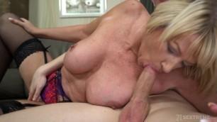 LustyGrandmas Mature Blonde [MILF Amy Seduced By The Boy Next Door] 21Sextreme