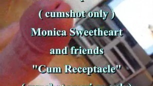 """BBB Preview: Monica Sweetheart & Friends """"cum Receptacle"""" (cumshot Only)"""