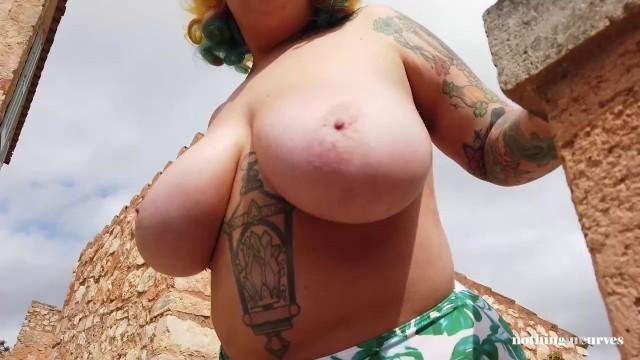 Galda lou big tits Nothingbutcurves Galda Lou Plump Girl With Big Tits Pornmetoo