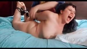 Frankie Hogtied and Tickled