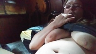 Edging and Playing. Daddy says i can't Cum yet
