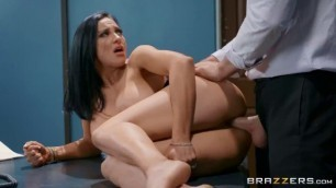 Audrey Bitoni sucks and fucks Emergency Dick Distraction BigTitsAtWork Brazzers