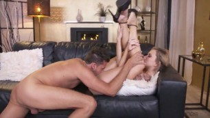 Angel Piaff Sexy Blonde Hot Fuck And Footjob My Mom Fucked My Boyfriend Danejones