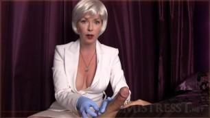 Mistress T - Premature ejaculation clinic humiliation
