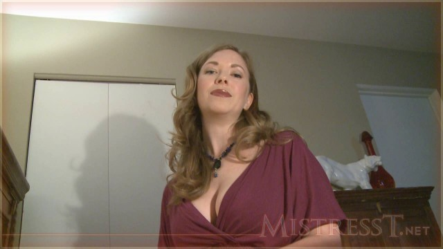 Mistress T - bedtime story confess to mommy