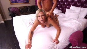 MomPOV Tabitha Innocent looking freak cougar Very submissive