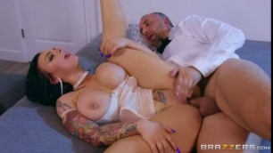 Ivy Rose big juicy cock in her mouth Spoiled Rotten BrazzersExxtra