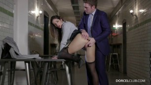 Sexual Girl Clea Gaultier Shows Her Assets Off DorcelClub