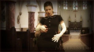 Mistress T - Heaven Or Hell new video