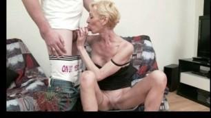 02 Marie-Helene skinny French anal mature indoor