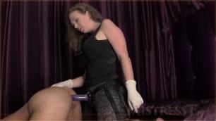 Mistress T - shemale fantasy interactive ass fuck