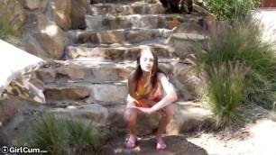 KYLER QUINN GIRL CUM – FREE TO CUM – 7 ORGASMS
