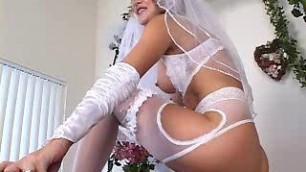 Desirae Spencer - - bride video of a couple having sex 3