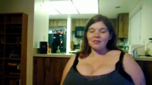 Lovely Woman Anorei Collins - Webcam - Anorei is 37 weeks preggo!