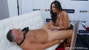 Brazzers Ava Addams hard cock down her wet throat Red Carpet Streaker MilfsLikeItBig