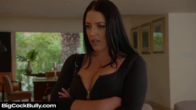 BigCockBully - Angela White
