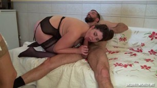 jacquieetmicheltv aude and betty fr hard triple sex